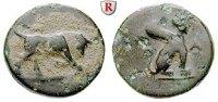 Bronze 300-250 v.Chr. Karien Kaunos f.ss, Vs. leicht belegt, schwarze P... 165,00 EUR  +  10,00 EUR shipping