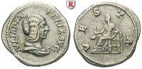 Denar 211-217  Julia Domna, Frau des Septimius Severus, +217 ss  105,00 EUR