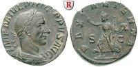 Sesterz 247-249  Philippus I., 244-249 vz+  1850,00 EUR  +  10,00 EUR shipping