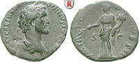 As 138  Antoninus Pius, 138-161 ss, grüne Patina  170,00 EUR  +  10,00 EUR shipping