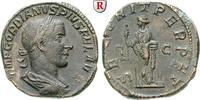 Sesterz 243-244  Gordianus III., 238-244 vz, braune Patina, Rs. Stempel... 370,00 EUR  zzgl. 6,50 EUR Versand