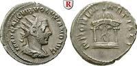 Antoninian   Volusianus, 251-253 ss-vz, Stempelfehler auf Vs.  160,00 EUR  zzgl. 6,50 EUR Versand