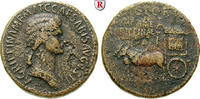 Sesterz 37-41  Agrippina Senior, Frau des Germanicus, 15 v.-33 n.Chr. s... 900,00 EUR