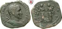 Sesterz 249-251  Traianus Decius, 249-251 ss+  290,00 EUR  zzgl. 6,50 EUR Versand