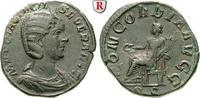 Sesterz 244-247  Otacilia Severa, Frau Philippus I. ss+  350,00 EUR  zzgl. 6,50 EUR Versand