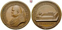 Bronzemedaille 1616 (Jahr XII) Vatikan Paul V., 1605-1621 ss, kl. Schrö... 385,00 EUR