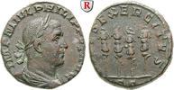 Sesterz 244-249  Philippus I., 244-249 ss+, knapper Schrötling  400,00 EUR  zzgl. 6,50 EUR Versand