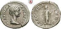 Denar 202-205  Plautilla, Frau des Caracalla, +211 ss+, kl. Schrötlings... 150,00 EUR  +  10,00 EUR shipping