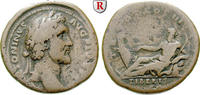 As 140-144  Antoninus Pius, 138-161 f.ss  240,00 EUR  +  10,00 EUR shipping