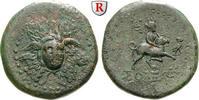 Bronze 2.-1. Jh.v.Chr. Kilikien Soloi-Pompeiopolis ss+, grüne Patina  250,00 EUR