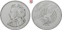 10 Euro 2006 D Gedenkprägungen 10 Euro 2006, D. Mozart. J.518. bfr.  20,00 EUR  +  10,00 EUR shipping