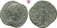 Sesterz 224  Julia Mamaea, Mutter des Severus Alexander, +235 ss  /  ss+  220,00 EUR  +  10,00 EUR shipping