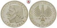 5 DM 1964 J Gedenkprägungen 5 DM 1964, J. Fichte. J.393. PP  610,00 EUR  zzgl. 6,50 EUR Versand