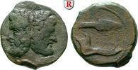 Bronze nach 241. v.Chr. Sizilien Panormos ss  220,00 EUR