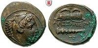 Bronze 336-323 v.Chr. Makedonien Königreich, Alexander III. der Grosse,... 350,00 EUR