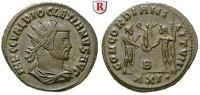 Antoninian 293-295  Diocletianus, 284-305 vz  90,00 EUR