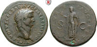 Sesterz 79-81  Claudius I., 41-54 ss  700,00 EUR  +  10,00 EUR shipping