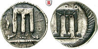 Stater 500-460 v.Chr. Italien-Bruttium Kroton ss+  340,00 EUR  zzgl. 6,50 EUR Versand