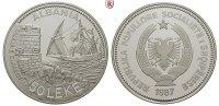 50 Leke 1987 Albanien Republik, seit 1946 PP  280,00 EUR  +  10,00 EUR shipping