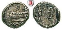 1/8 Schekel  Phönizien Sidon, Strato I., ca. 370-358 v.Chr. vz  /  ss+,... 350,00 EUR  zzgl. 6,50 EUR Versand