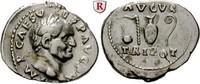 Denar 70-72  Vespasianus, 69-79 ss  185,00 EUR  +  10,00 EUR shipping