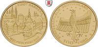 Gedenkprägungen 100 Euro 100 Euro 2004, nach unserer Wahl, A-J. Bamberg. Gold. 15,55 g fein. J.509., Gold
