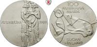 100 Markkaa 1989 Finnland Republik st  25,00 EUR  +  10,00 EUR shipping