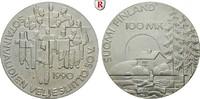 100 Markkaa 1990 Finnland Republik st  25,00 EUR  +  10,00 EUR shipping