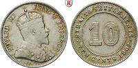 10 Cents 1902 Straits Settlements Edward VII., 1901-1910 ss-vz  30,00 EUR  +  10,00 EUR shipping