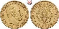 20 Mark 1874 B Preussen Wilhelm I., 1861-1888, 20 Mark 1874, B. Gold. J... 350,00 EUR  +  10,00 EUR shipping