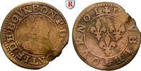 Double Tournois 1605 Frankreich Chateau-Renaud, Francois de Bourbon, Pr... 150,00 EUR
