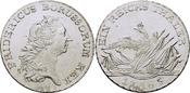 Taler 1765 A Brandenburg-Preussen Friedric...