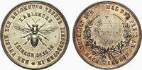 Medaille 1909 Baden-Karlsruhe, Stadt  Schöne Patina, fast Stempelglanz  225,00 EUR free shipping