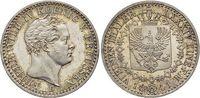 Brandenburg-Preussen 1/6 Taler Friedrich Wilhelm IV. 1840-1861.