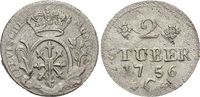 2 Stüber 1 1755  C Brandenburg-Preussen Friedrich II. 1740-1786, Münzst... 19,00 EUR  +  5,00 EUR shipping