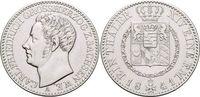 Taler 1841  A Sachsen-Weimar-Eisenach Carl Friedrich 1828-1853. Min.Kr... 245,00 EUR free shipping