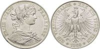 Frankfurt-Stadt Vereinstaler 1860 Winz.Kr., vorzüglich Johann Wolfgang v... 99,00 EUR  zzgl. 3,00 EUR Versand