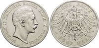 5 Mark 1899  A Preußen Wilhelm II. 1888-1918. Kl.Rf., sehr schön  29,00 EUR  +  5,00 EUR shipping