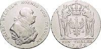 Taler 1796  A Brandenburg-Preussen Friedrich Wilhelm II. 1786-1797. Mi... 295,00 EUR free shipping