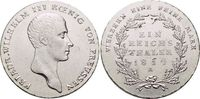 Taler 1814  A Brandenburg-Preussen Friedrich Wilhelm III. 1797-1840. K... 279,00 EUR free shipping