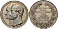AR-Medaille 1869 Schaumburg-Lippe Adolf Georg 1860-1893. Winz.Kr., vorz... 195,00 EUR  +  5,00 EUR shipping