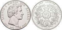 Geschichtstaler 1827 Bayern Ludwig I. 182...