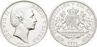 Vereinstaler 1871 Bayern Ludwig II. 1864-1886. Min.Kr., vorzüglich  295,00 EUR free shipping