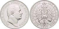 Vereinstaler 1866 Schwarzburg-Rudolstadt Friedrich Günther 1807-1867. ... 229,00 EUR free shipping