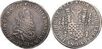 Taler 1627 Baden-Baden Wilhelm 1622-1677. Min.Hkspr., schöne Patina, s... 695,00 EUR free shipping