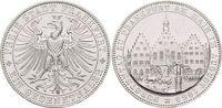 Vereinstaler 1863 Frankfurt-Stadt  Winz.Kr., gereinigt, vorzüglich - S... 289,00 EUR free shipping
