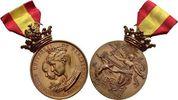Tragbare Bronze-Medaille 1888 Ausstellungen Barcelona, Stadt (Spanien) ... 185,00 EUR  +  5,00 EUR shipping
