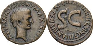 As 6-5 RÖMISCHE KAISERZEIT Augustus, 31 v....