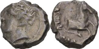 Tetrobol Quinar ? 250-150 Kelten Massilia ...