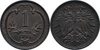 Heller 1901 Austria Ungarn Franz Joseph, 1848-1916. fast prägefrisch  5,00 EUR  zzgl. 3,00 EUR Versand